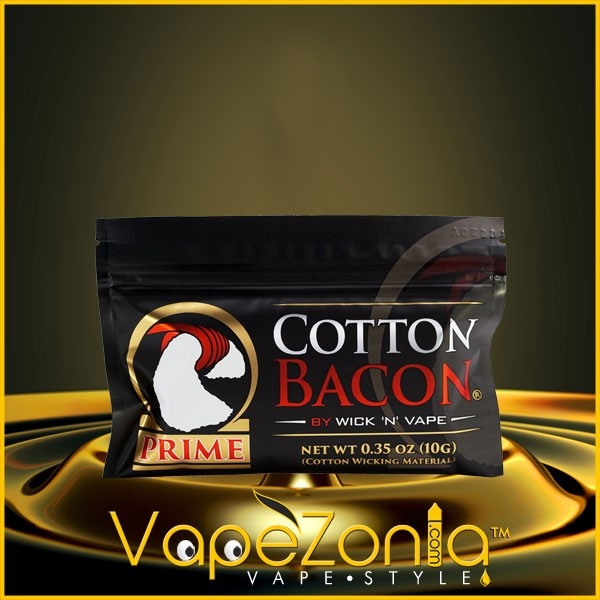 Cotton Bacon Prime  By Wick N Vape 10 Gm