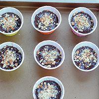 巧克力杏仁马芬蛋糕的做法图解13