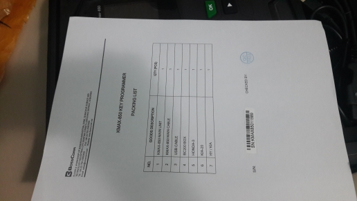 BOSSCOMM KMAX-850 2019 auto car key programmer automotivo OBD2 scanner key tool