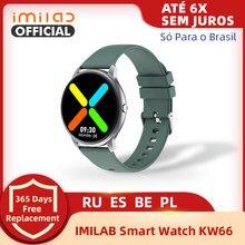 Imilab – montre connectée KW66, moniteur d'activité physique, de fréquence cardiaque et de sommeil, pour Android Honor Huawei Xiaomi