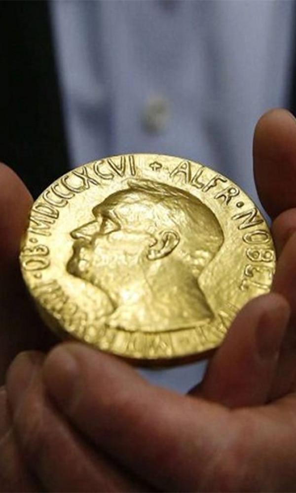 《诺贝尔和平奖》封面图片