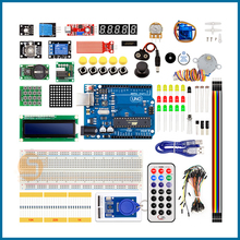 S ROBOT NEWEST RFID Starter Kit for Arduino UNO R3 Upgraded version Learning Suite With Retail Box EC20 rfid starter kit for arduino uno r3 upgraded version learning suite with retail box