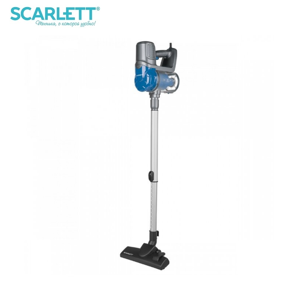 Vacuum Cleaner Scarlett SC-VC80H17 Wireless Vacuum cleaner for home Vertical Vacuum cleaner Wireless Vacuum cleaner vertical цены онлайн