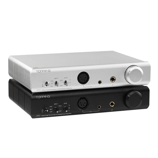TOPPING A90 Full Balanced Headphone Amplifier 3