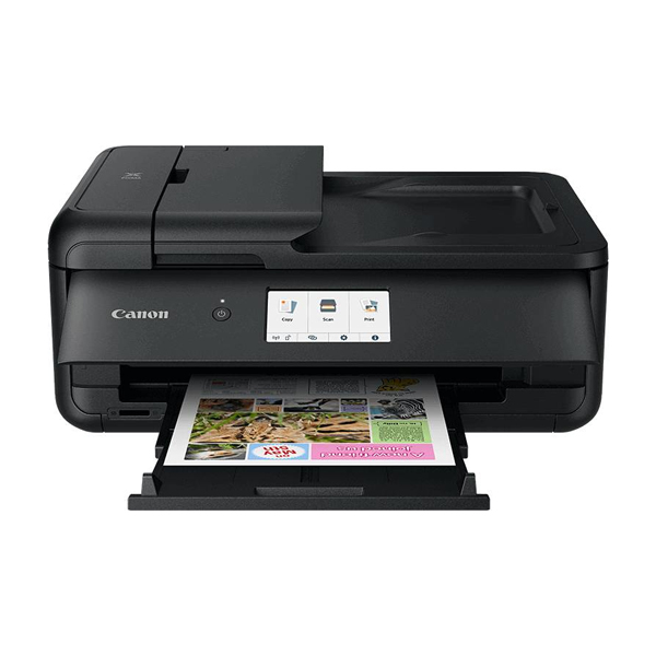 Multifunction Printer Canon Pixma TS9550 15 Ppm Black
