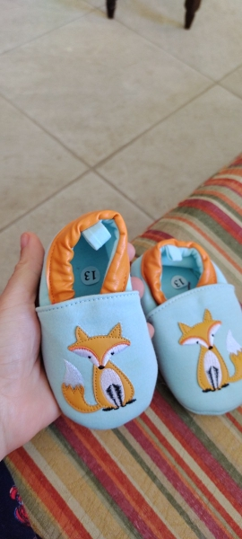 Anti-Slip Soft Shoes For Baby girl Newborn and toddlers photo review