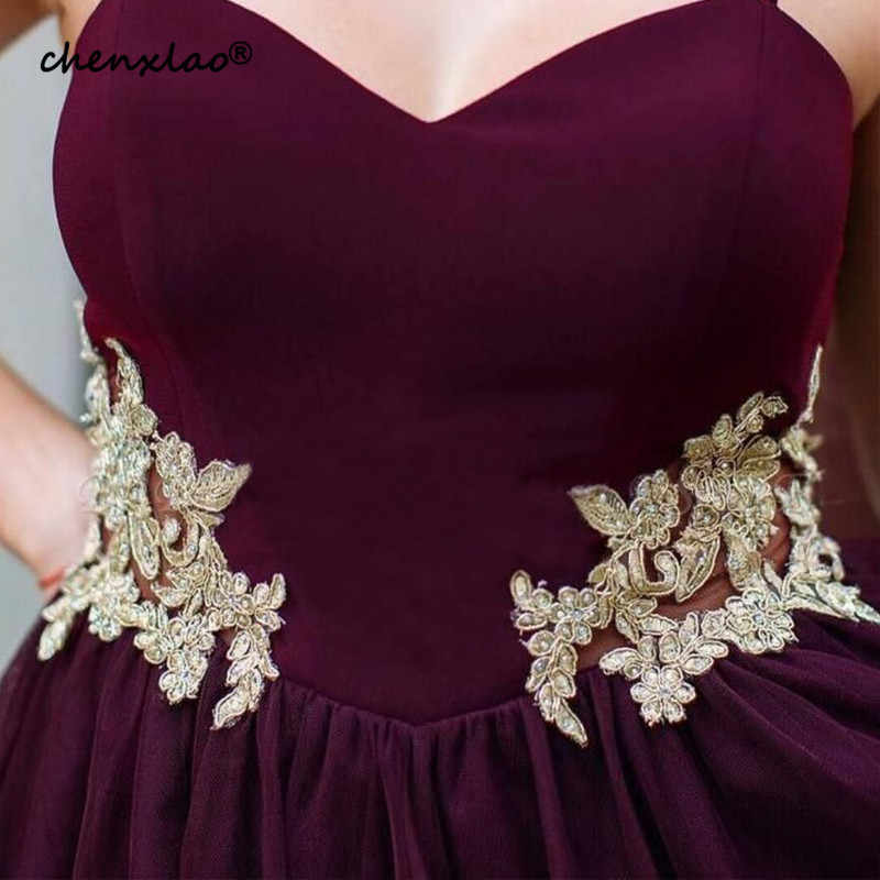 Borgonha Prom Vestidos de Renda Apliques Querida Acima Do Joelho Curto Vestido de Festa Vestidos de Formatura Vestidos