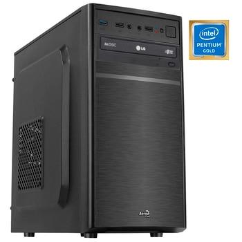Intel Pentium G6400 desktop computer 4GB DDR4 hard drive 240 GB SSD + 1TB HDD hard drive, desktop PC, USB 3.0, Motherboard