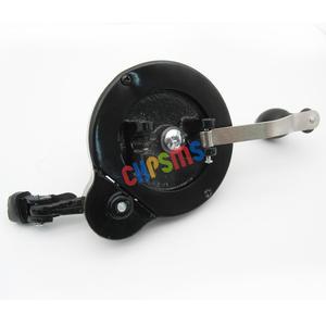 Image 3 - 1 ชุดมือ Crank fit สำหรับนักร้อง Spoked ล้อ Treadle จักรเย็บผ้า 15,127,128,66, 99 # HA 1 126