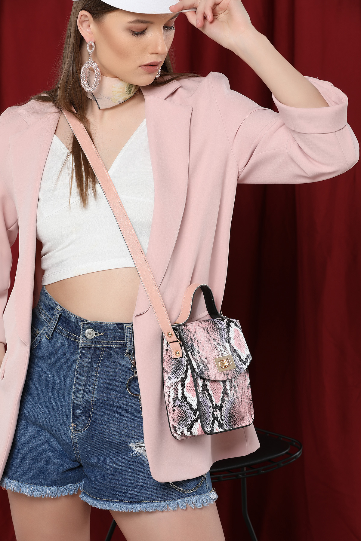 Sac à bandoulière femme, 2020 sac à bandoulière nouvelle mode femme mini sac de luxe rose gris | AliExpress