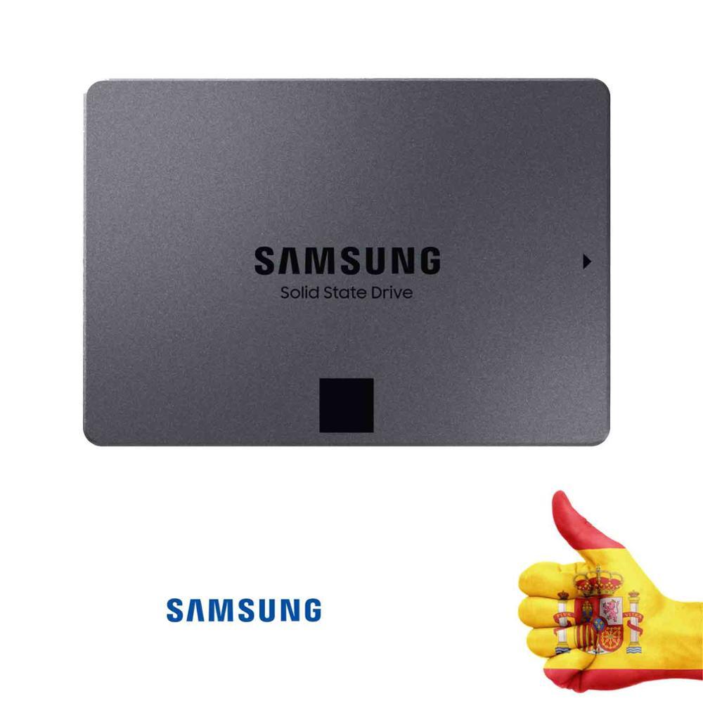 Hard Drive solid SSD SAMSUNG 860 QVO 4TB (MZ-76Q4T0BW) SATA III