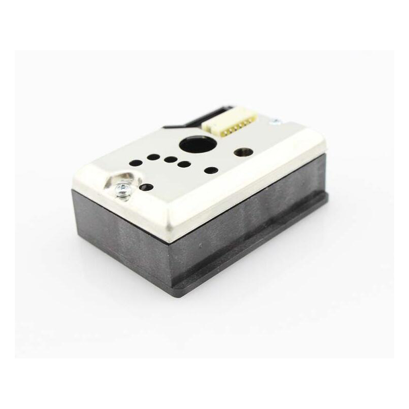 Taidacent Pulse Output PM2.5 House Dust Sensor Low Power Current Air Pollution Detector Small GP2Y1010AU0F Dust Sensor PM2.5