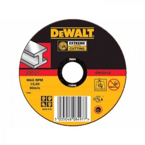 Circle Cutting DEWALT 115х2. 8х22 DT42210ZQZ