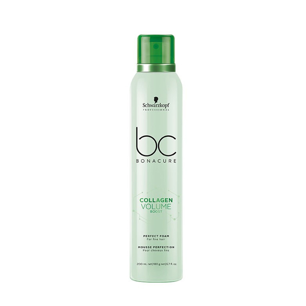 Foam Conditioner Bc Collagen Volume Schwarzkopf (200 Ml)