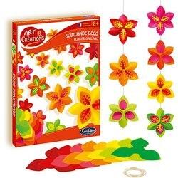 Set voor creativiteit SentoSpherE Guirlande bloem