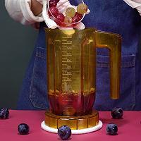 多肉葡萄酸奶的做法的做法图解4