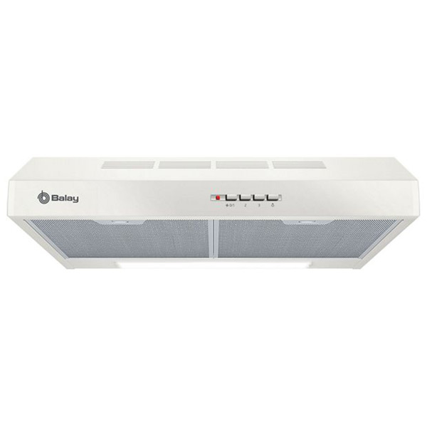 Conventional Hood Balay 3BH263MB 60 Cm 350 M3/h 72 DB 146W White