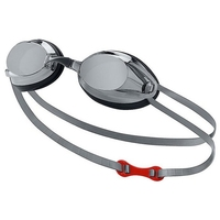 Adult Swimming Goggles Nike 93011 044 Grey (One size)