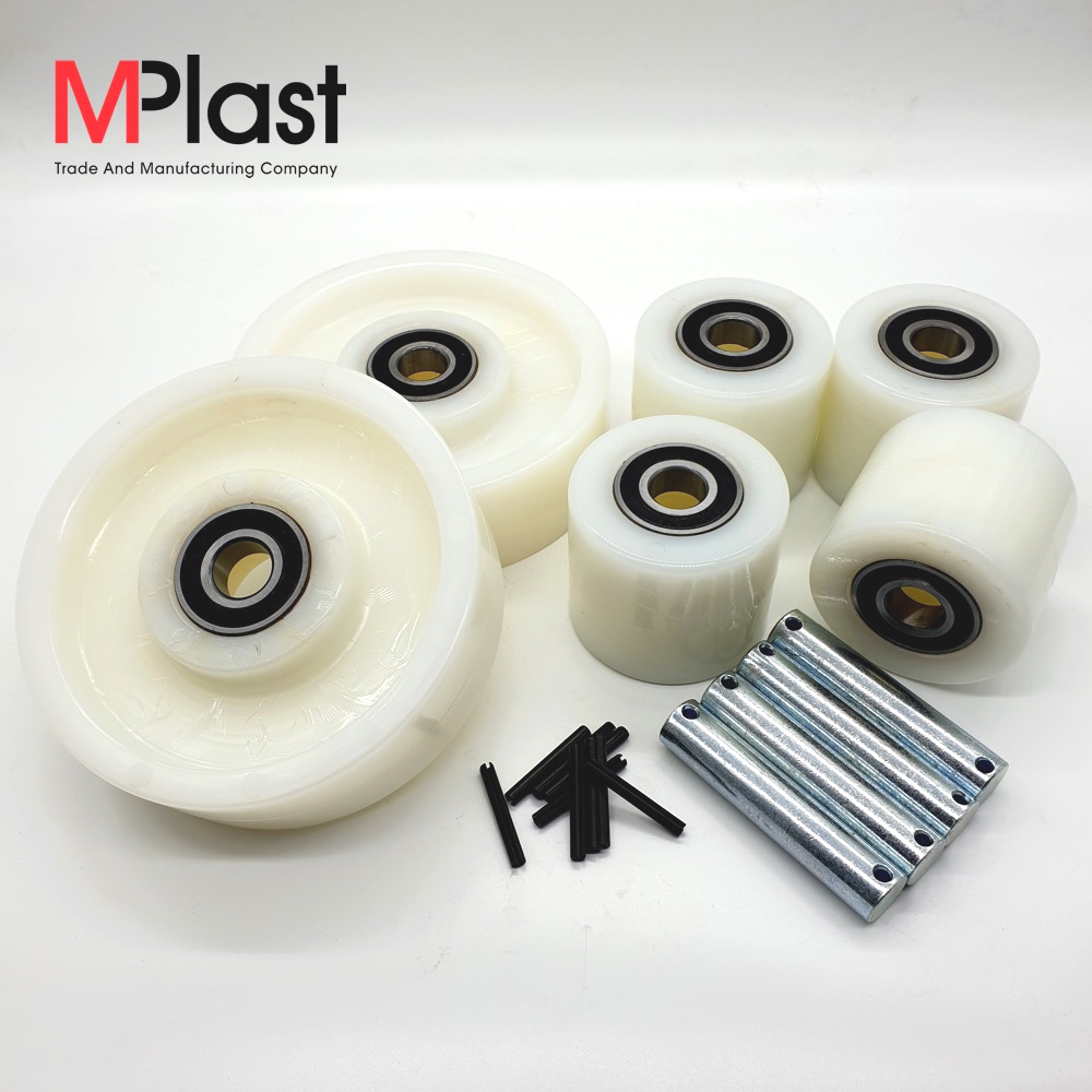 Repair set of wheels ø160x50mm.  ...