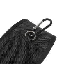 Funda Cinturon de Nuevo Estilo Business en Nylon para VERYKOOL CRYSTAL S4009