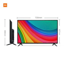 TV Xiaomi Mi TV Android LED light Smart TV 4S 32 inch | Custo Xiaomi Zed Russian language | gift wall Mounted кронш 6
