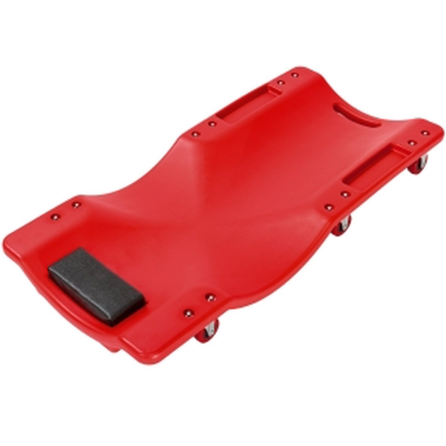 Stretcher/bed For Mechanical Workshop Resistant Plastic With Wheels Repair Car