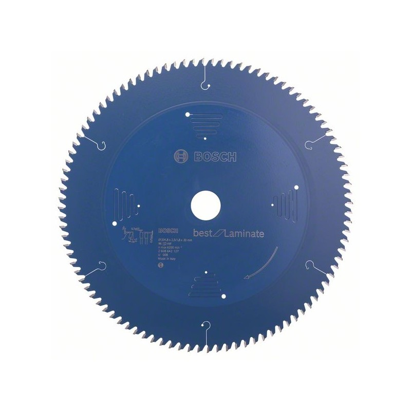 BOSCH-Hoja circulate saw Best for Laminate 305x30x2,5mm 96