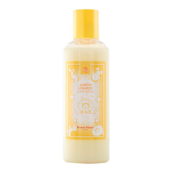 Liquid Soap For Children Alvarez Gomez (300 Ml)
