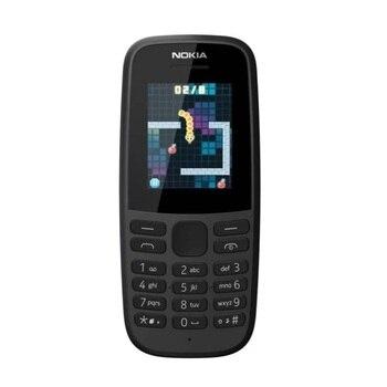 Перейти на Алиэкспресс и купить Телефон Nokia 105 SS Без зарядного устройства 2019 года