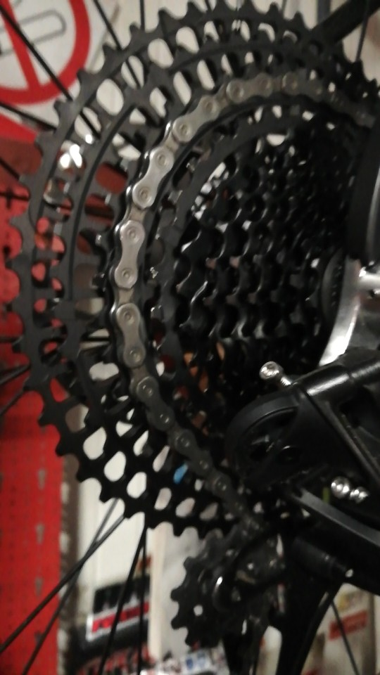 -- Fahrrad Freilauf Shimano