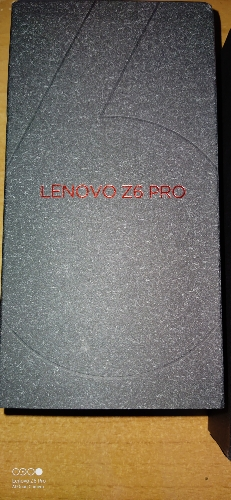 Lenovo Z6 Pro Smartphone Global Rom 8GB 128GB Snapdragon 855 Octa Core Mobile Phone 2340*1080 OLED Screen 48MP AI 4 Camera|Cellphones|   - AliExpress