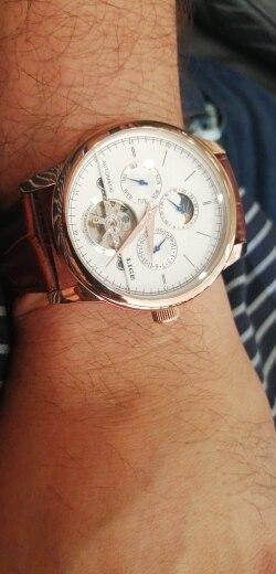 -- Relógio Genuíno Relógio