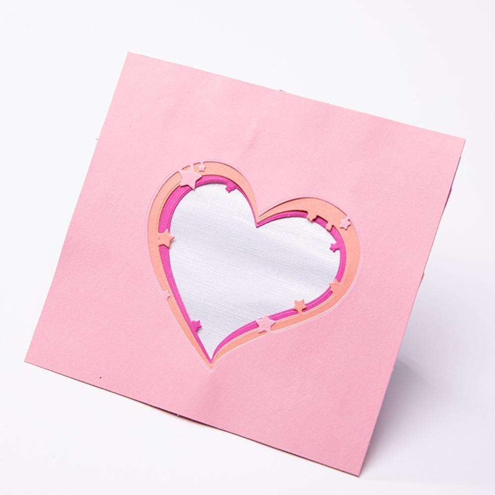 NOT a DIE Doves Paper DIE CUTS Wedding 10PC LOVE Birds Valentine