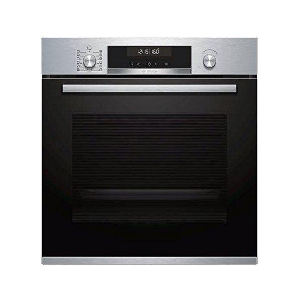 Pyrolytic Oven BOSCH HBG578FS0R 71 L 3600W A Black