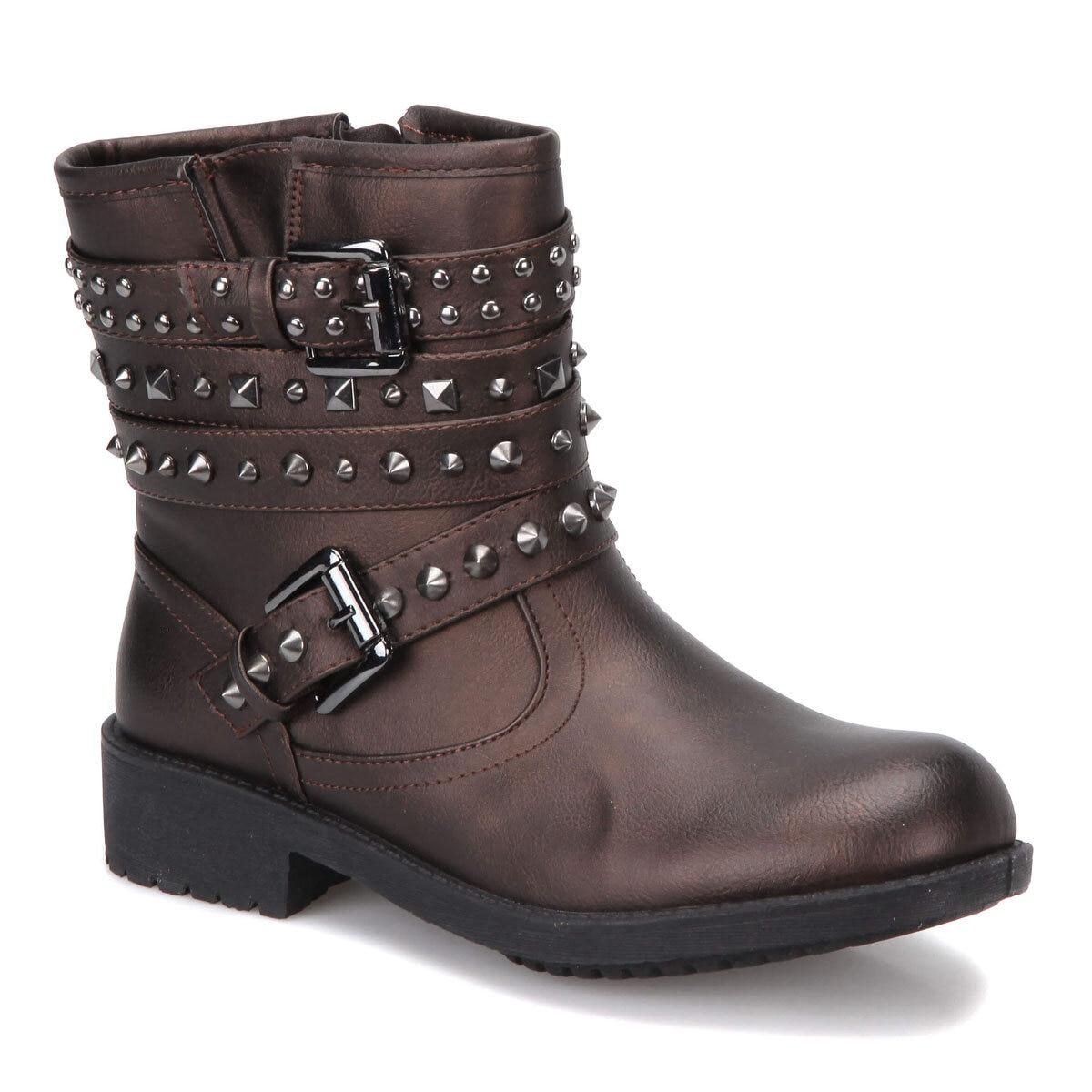 FLO 72.354200.Z Brown Women 'S Boots Polaris