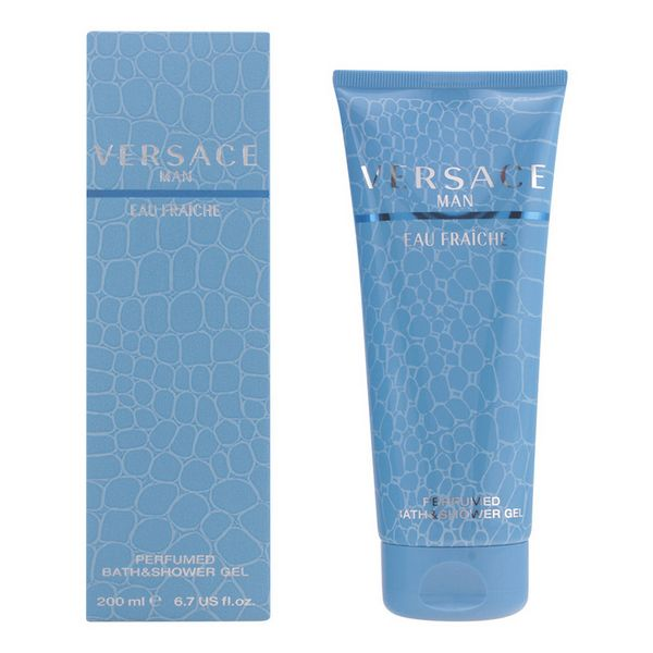 Shower Gel Eau Fraîche Versace (200 Ml)