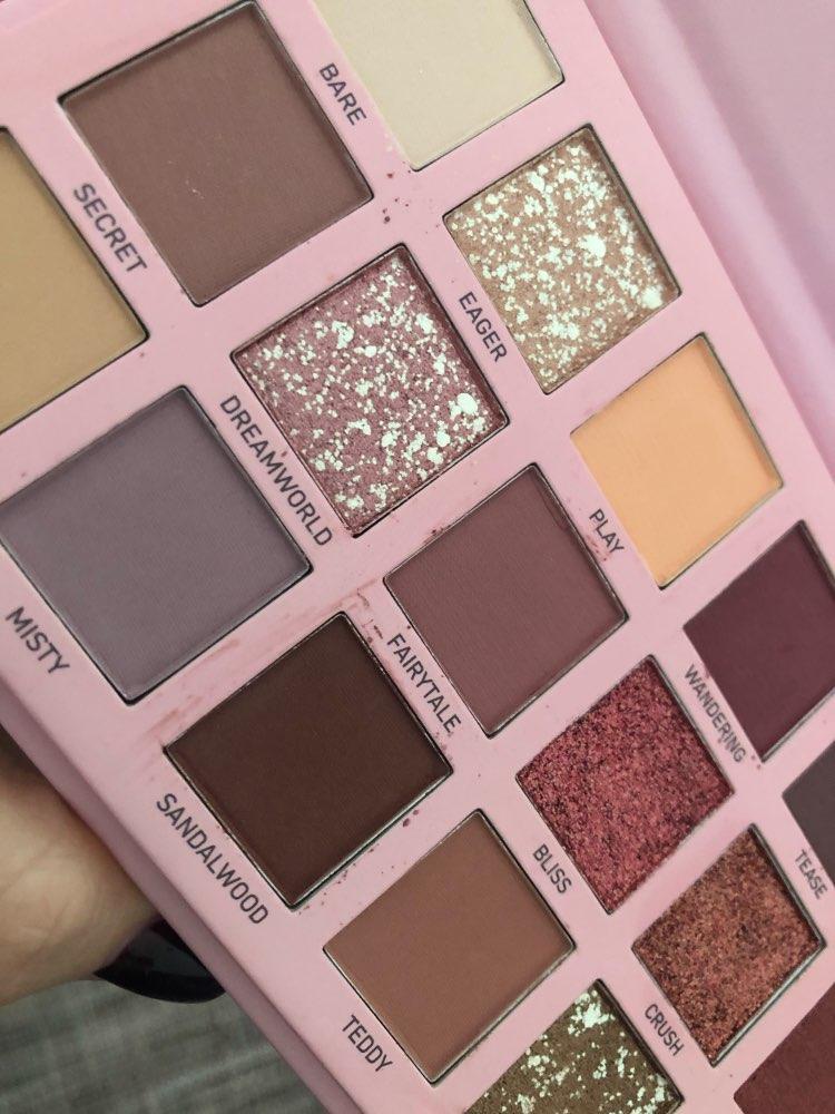 Sombra de olho Shimmer Shimmer Paleta