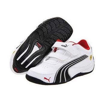 Child sneakers Drift Cat 4 L SF NM White size 25