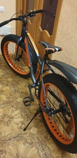 -- Novidade bicicleta mountain
