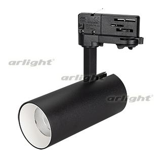 027477 Lamp SP-POLO-TRACK-LEG-R65-8W White5000 (BK-WH, 40 Deg) ARLIGHT 1-pc