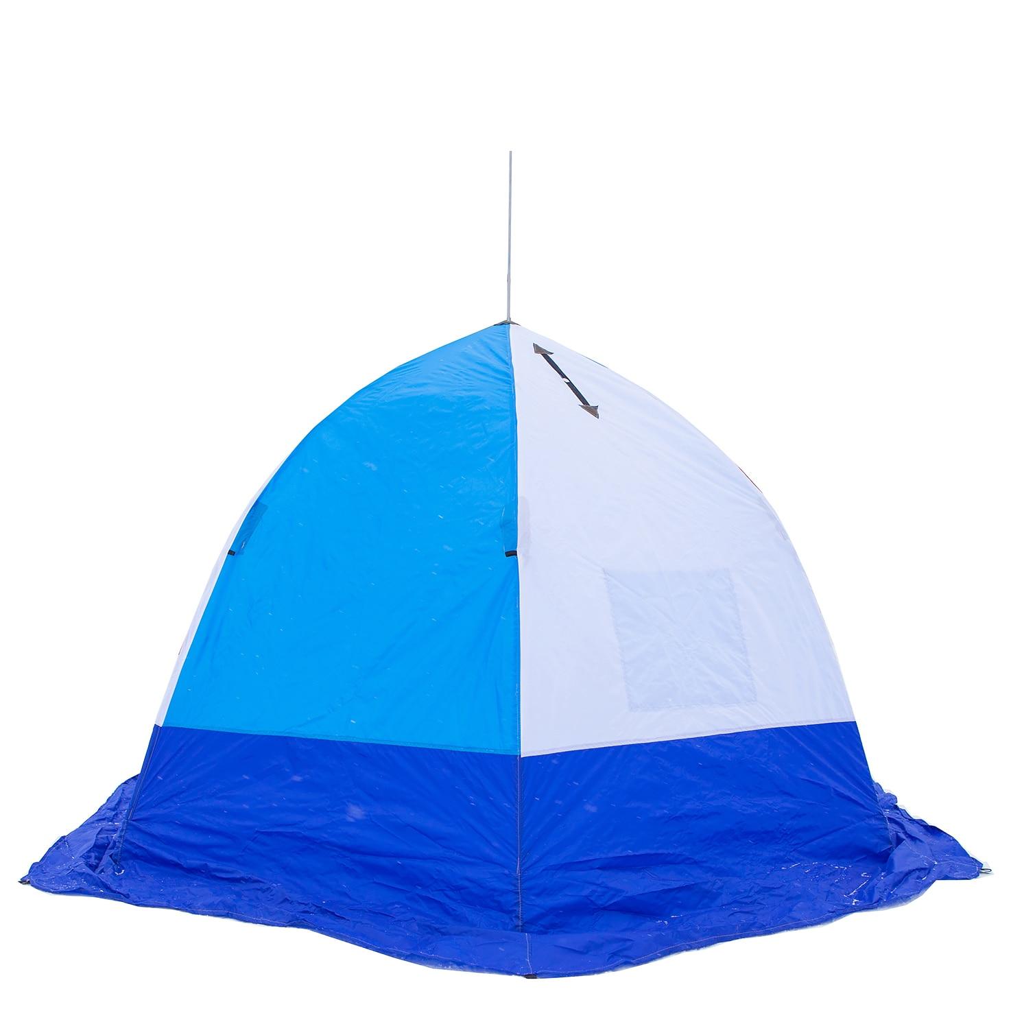 Палатка зонт для зимней рыбалки СТЭК Elite 2, однослойная|Палатки| | АлиЭкспресс