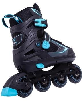 Roller skates sliding ridex Tron blue alum. frame цена 2017