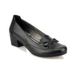 FLO 92.151059.Z черные женские ботинки Gova Polaris