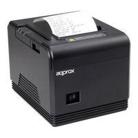 Impresora de Tickets approx! appPOS80AM3 USB/Ethernet Negro