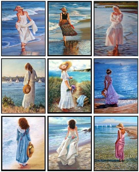 Beach Lady 2
