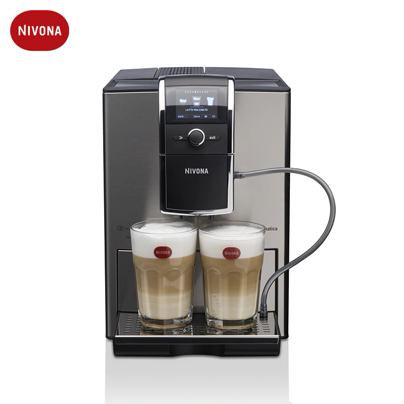 Coffee Machine Nivona CafeRomatica NICR 859 Kapuchinator Capuchinator Automatic For Kitchen