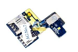 Плата ASUS ZenFone Go ZB452KG на сим-карту Duol и SD карты
