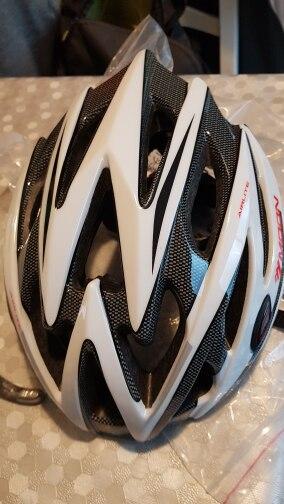 Unisex Cute Ultralight Cycling Helmet photo review