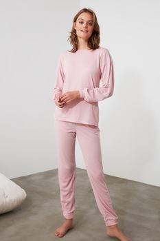 Trendyol Knitted Pajamas Set THMAW21PT0482