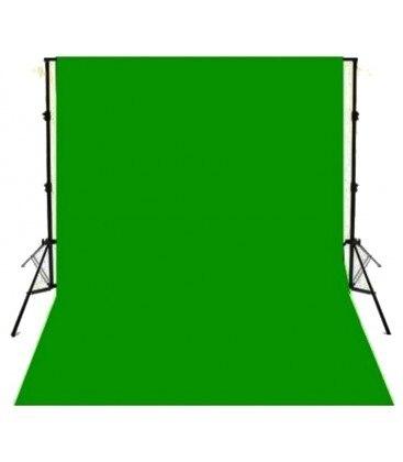 GODOX fond tissu vert chromakey 3X6 M